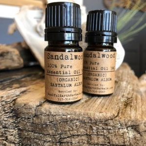 Sandalwood (organic) Essential Oil 5ml