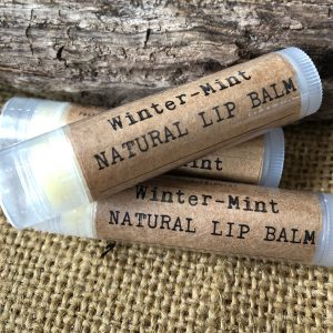 Wintermint Lip Balm