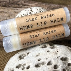 Star Anise Organic Hemp Lip Balm