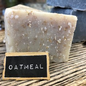 Oatmeal Handcrafted Natural Soap (fragrance-free)