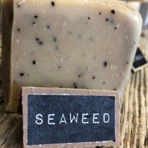 Seaweed Handcrafted Natural Soap