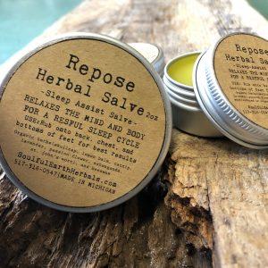 Repose Herbal Salve (Sleep-Assist)