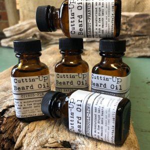 Cuttin-Up Beard Oil