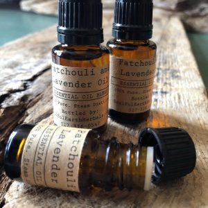 Patchouli Lavender- Essential Oil Blend