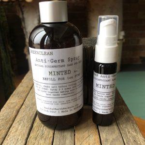 GreenClean Anti-Germ Spray