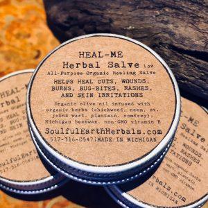 Heal-Me Herbal Salve