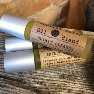 Spirit Cleanse – Soulful Earth Oil Blend
