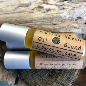 Peace of Calm – Soulful Earth Oil Blend