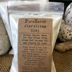Pure Earth Clarifying Clay