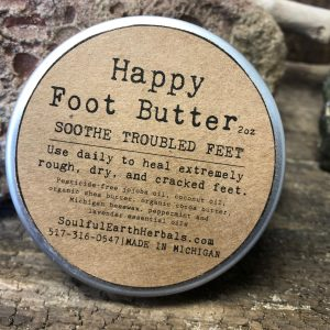 Happy Foot Butter