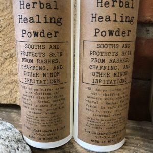 Herbal Healing Powder
