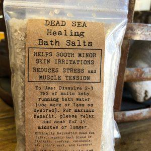 Dead Sea Healing Salts